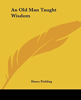 book cover of An Old Man Taught Wisdom