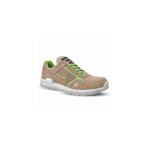 Src Aimont Seguridad S1p De Zapato Marrón Verde Baja Marshall aYwAraq
