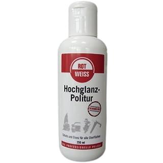 Rotweiss 4200 ROT WEISS Hochglanz-Politur 250 ml, silikonfrei