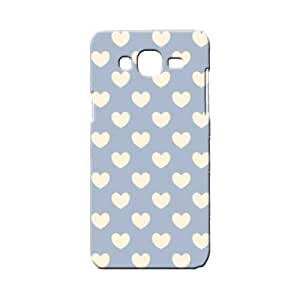 BLUEDIO Designer 3D Printed Back case cover for Samsung Galaxy A3 - G6902