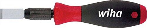 Universalschaber Klinge B.13mm mit Mehrkomp.-Griff SoftFinish f.Farbreste