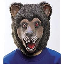 Kinder Bär Maske Bärenmaske Bären Bärmaske Tiermaske Braunbär braun