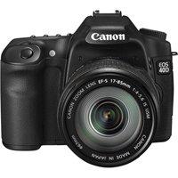 Canon EOS 40D SLR-Digitalkamera (10 Megapixel, Live-View) inkl. EF-S 17-85mm IS USM 10,1 Mp Cmos-sensor