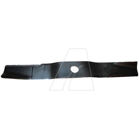 52 cm coltello Standard per rasaerba equitazione e Lawn Tractor lunghezza [mm]: 520ZB: 28, 6AL: AB: esecuzione: - buco di serie [mm] Ø: pezzo l'una VE: numero iniziale: