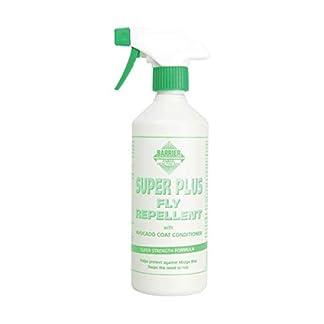 Barrier Super Plus Fly Repellent for Horses - White, 500 ml 9