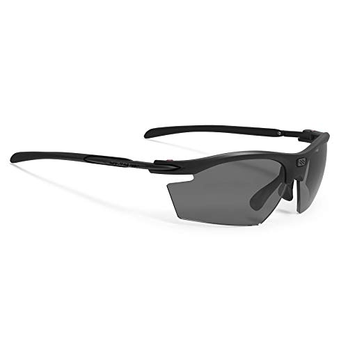 Rudy Project Rydon Glasses Black Matte - RP Optics Smoke Black 2019 Fahrradbrille