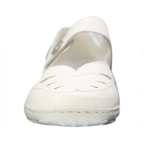 Waldläufer496309 172 150 - Scarpe chiuse Donna Bianco
