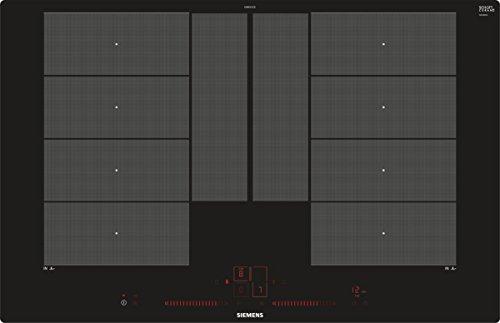 Siemens EX801LYC1E iQ700 Kochfeld Elektro/Ceran/Glaskeramik / 79,2 cm/Power Boost Funktion/schwarz