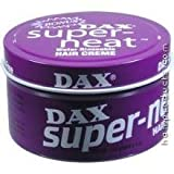 DAX Super Neat Water Rinseable Hair Creme 3oz/92g by Hairproducts.com/ All Essentials, Inc. (734)