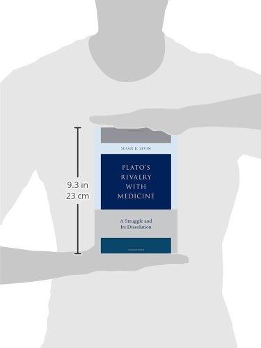 Plato's Rivalry with Medicine: A Struggle and Its Dissolution