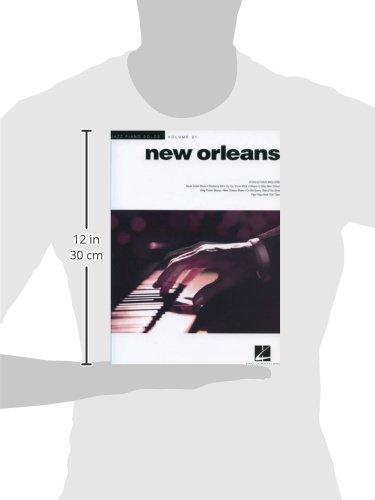Jazz Piano Solos: New Orleans: 21 (Hal Leonard)