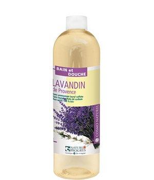Cosmo Naturel Bain douche Lavandin de Provence Lavande Romarin 500ml
