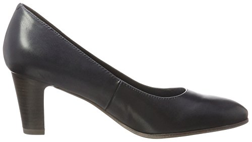 Tamaris Damen 22422 Pumps Blau (Navy)