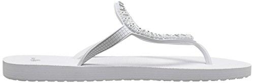 Sanuk Ibiza Monaco Womens White/Silver