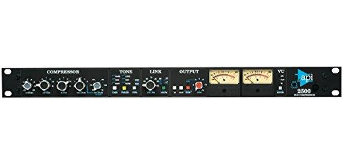 API AUDIO 2500 Analog gears Comp-limitor-gate pro 2500 Analoge