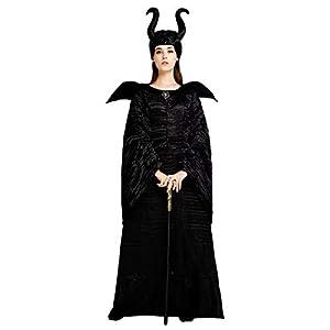 thematys® Disfraz de Bruja Negra