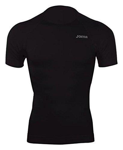 Joma Brama Classic - Maglia termica a manica corta da uomo, colore nero  Taglia L-XL