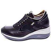 Cesare Paciotti SSED3WNA Nero Sneaker Donna 40 59254ff16d9