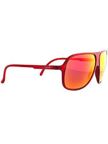 Herren Sonnenbrille Red Bull Racing Eyewear Tamu transparent red