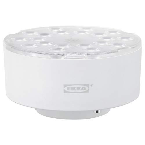 Ikea Ledare 103.650.99Ampoule LED GX53à intensité réglable Blanc chaud 600lm