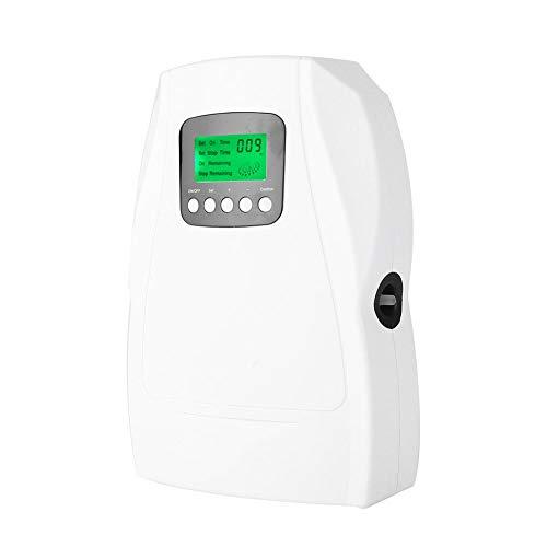 Zimmer Sanitizer (FTVOGUE Ozon Generator Maschine Luft Wasser Ionisator Luftreiniger Sterilisator Luft Sanitizer Obst Gemüse Sterilisation Ozonator(EU))