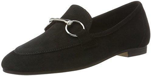 Esprit mia loafer, mocassins femme, noir (001...