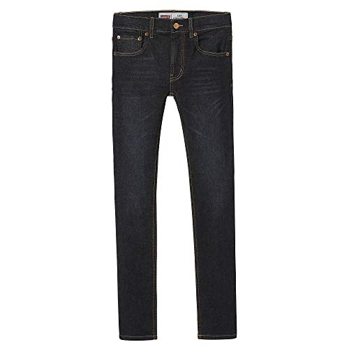 Levi's kids nn22387 46 trousers jeans bambino, blu (indigo), 10 anni (taglia produttore: 10y)
