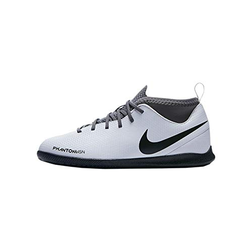 new style 3485e 9cdb6 Nike Jr Phantom Vsn Club DF IC, Zapatillas de Deporte Unisex niño, (Pure