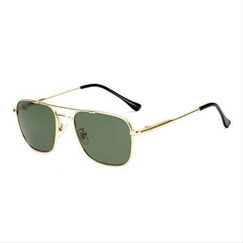 Preisvergleich Produktbild Unisex Classic Sonnenbrille Herren Hd Polarized Memory Metal Driving Herren Sonnenbrille D5