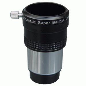 "Achromatische Barlow Linse BA2 2x Teleskop 31,7mm 1.25"""