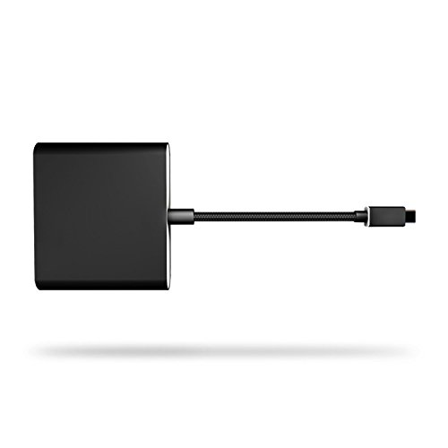iMusk HDMI Typ C Naben Adapter für Nintendo Switch, Samsung Galaxy S8/S8P, HDMI Konverter Kabel für Nintendo Switch (Samsung Hdmi-konverter)