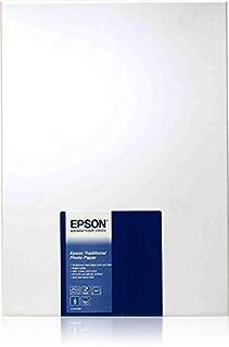 Epson Traditional Photo Paper - Papel fotográfico (B000WKW4RA) | Amazon price tracker / tracking, Amazon price history charts, Amazon price watches, Amazon price drop alerts