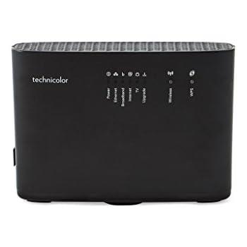 Technicolor TG588V V2 ADSL VDSL router