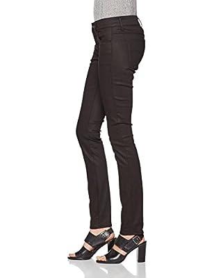 G-Star RAW Women's 3301 Deconst Mid Wmn Skinny Jeans