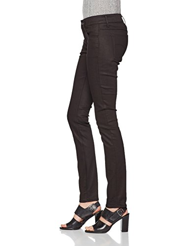G-STAR RAW, Skinny Jeans Femme Noir (Raw Denim 001)