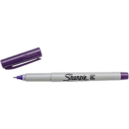 sharpie-ultra-fine-point-liner-markers-purple-purple
