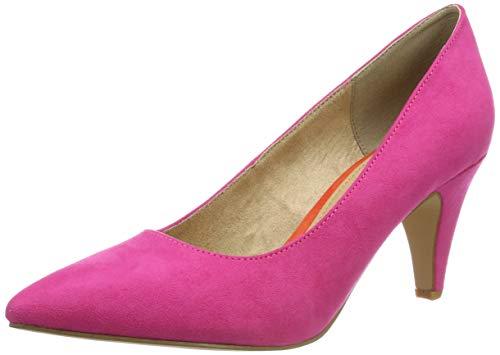 s.Oliver Damen 5-5-22406-22 510 Pumps, Pink (Pink 510), 41 EU - 510-schuhe