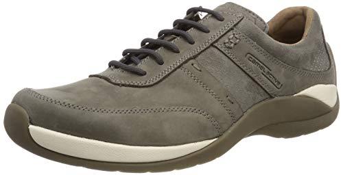 camel active Herren Moonlight 15 Sneaker, Grau (Dk.Grey 5), 45 EU