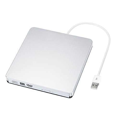 Grabadora-DVD-CD-Externa-Lector-Reproductor-Porttil-TopElek-Unidad-USB-Optico-Externo-para-Macbook-Pro-Apple-Macbook-Macbook-Air-u-otro-Ordenador