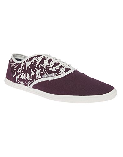 Jack & Jones Men's Jj Spider Printed In Navy Blazer Sneakers - 9 UK/India (43 EU)  available at amazon for Rs.1609