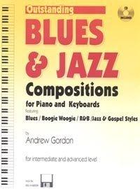 Outstanding Blues & Jazz Compositions Intermediate/Advanced (Book& Cassette)