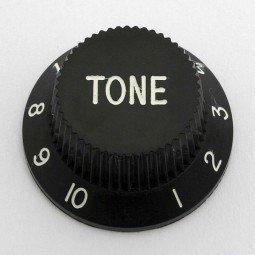 Göldo KBSTB Tone-Knopf für Strat / schwarz