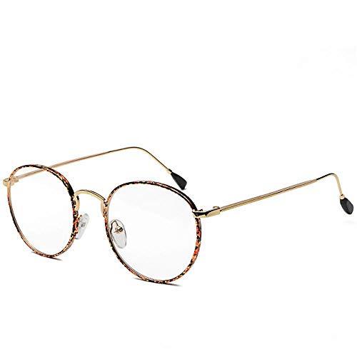 WULE-RYP Polarisierte Sonnenbrille mit UV-Schutz College-Studenten feine Seite Mode Retro Brillengestell Clrae Lens Glasses. Superleichtes Rahmen-Fischen, das Golf fährt (Farbe : C5)