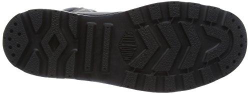 Grau Desert Sport Pampa 059 Cuff Titanium Unisex WPS Palladium Boots Black Erwachsene Z7wnx85