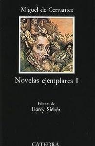 Novelas ejemplares   2 tomos par Miguel de Cervantes Saavedra