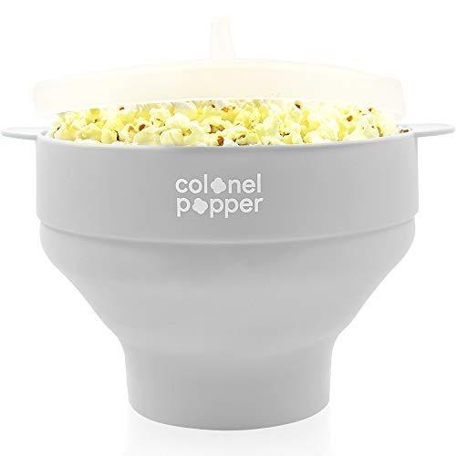 Colonel Popper Pop-corn micro-ondes machine à Popper chaud...