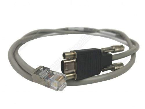 038-003-085 EMV-Micro DB9 auf RJ12 SPS Kabel (refurbished)