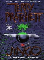 Cover of Jingo (Discworld 21)