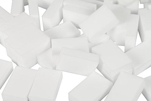 LTWHOME Générique Grand Magique Nettoyant Gomme Eponge Mélamine Mousse de Haute Qualité 110 X 70 X 30mm