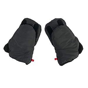 FOONEE Kinderwagen-Handschuhe, Imprägniern Frostschutz-Spaziergänger-Hand Muff-Spaziergänger-Zusätze Kinderwagen-Lenker-Wärmer-Handschuhe für Eltern und Pflegekräfte
